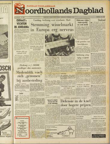 Noordhollands Dagblad : dagblad voor Alkmaar en omgeving 1969-05-09
