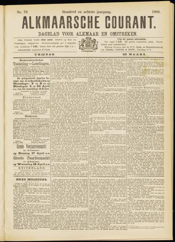 Alkmaarsche Courant 1906-03-30