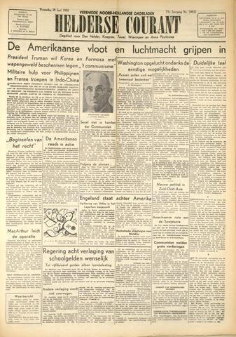 Heldersche Courant 1950-06-28