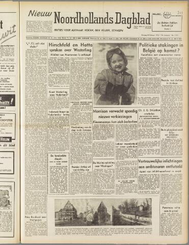 Nieuw Noordhollandsch Dagblad : voor Alkmaar en omgeving 1950-02-28