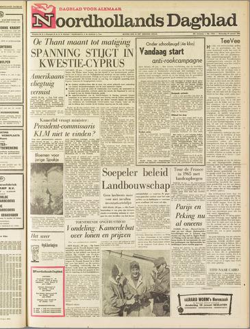 Noordhollands Dagblad : dagblad voor Alkmaar en omgeving 1964-01-29