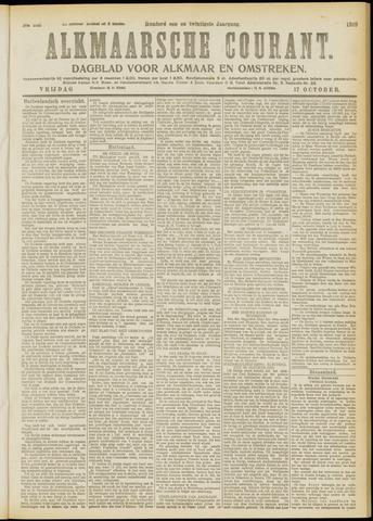 Alkmaarsche Courant 1919-10-17