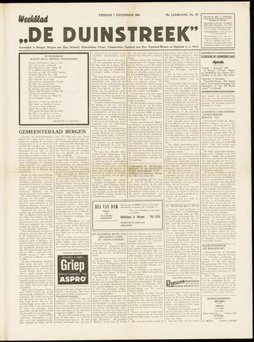 De Duinstreek 1962-12-07