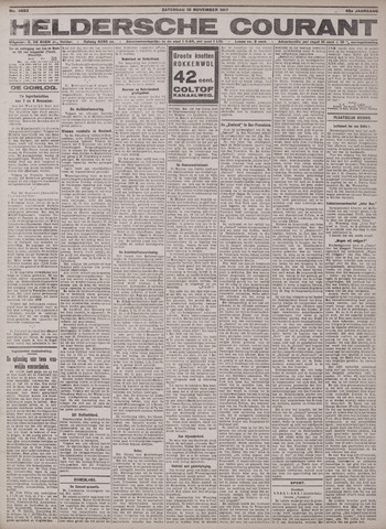 Heldersche Courant 1917-11-10
