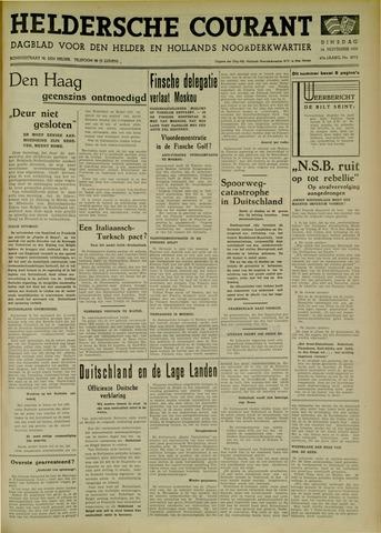Heldersche Courant 1939-11-14