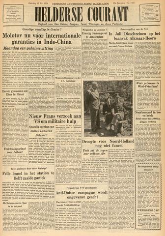 Heldersche Courant 1954-05-15