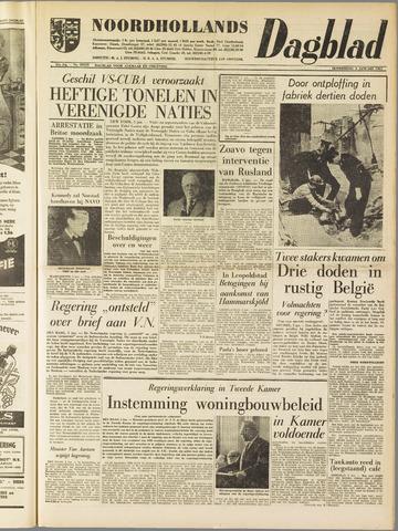 Noordhollands Dagblad : dagblad voor Alkmaar en omgeving 1961-01-05