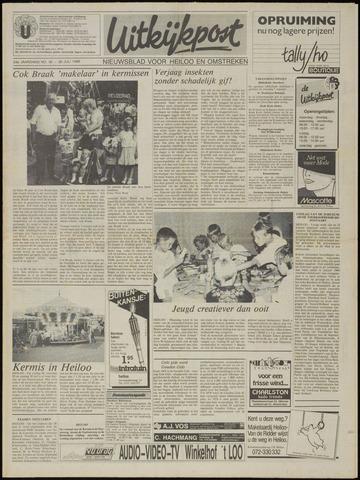Uitkijkpost : nieuwsblad voor Heiloo e.o. 1989-07-26