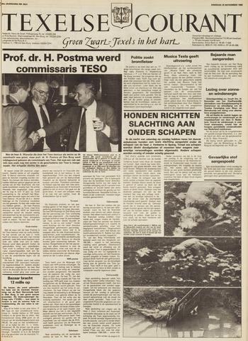 Texelsche Courant 1980-11-25