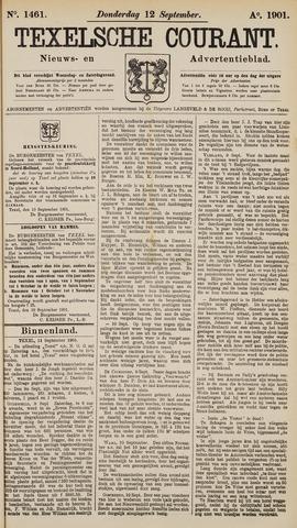 Texelsche Courant 1901-09-12