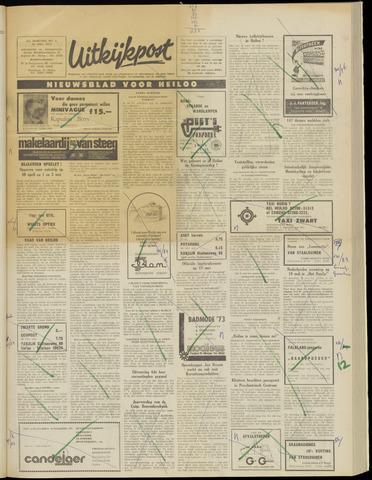 Uitkijkpost : nieuwsblad voor Heiloo e.o. 1973-04-25