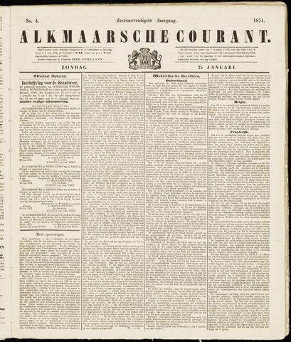 Alkmaarsche Courant 1874-01-25