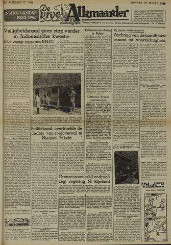 De Vrije Alkmaarder 1949-03-22