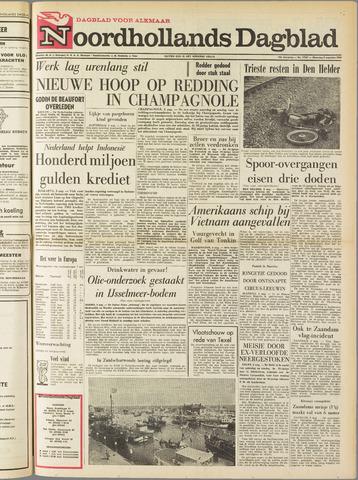 Noordhollands Dagblad : dagblad voor Alkmaar en omgeving 1964-08-03
