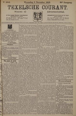 Texelsche Courant 1916-12-06