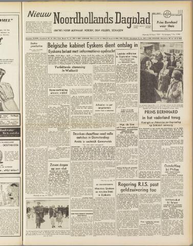 Nieuw Noordhollandsch Dagblad : voor Alkmaar en omgeving 1950-03-20