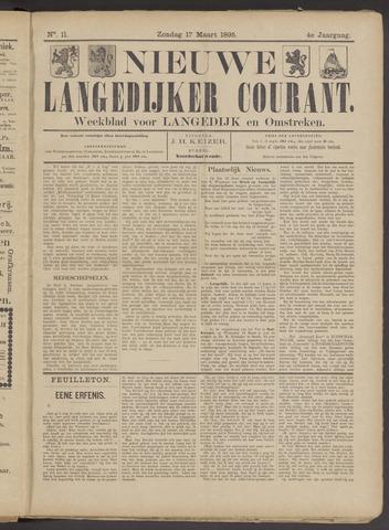 Nieuwe Langedijker Courant 1895-03-17