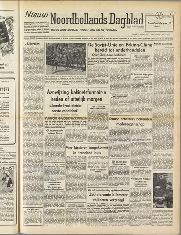 Nieuw Noordhollandsch Dagblad : voor Alkmaar en omgeving 1951-01-26