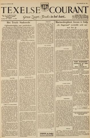 Texelsche Courant 1963-01-22