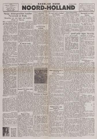 Dagblad Noord-Holland, Schager editie 1944-03-27