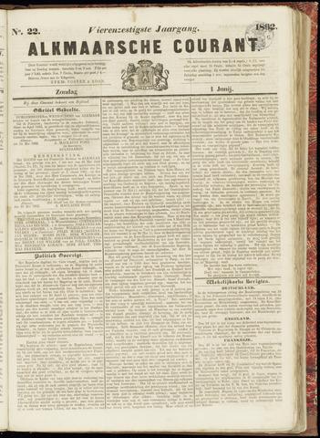 Alkmaarsche Courant 1862-06-01