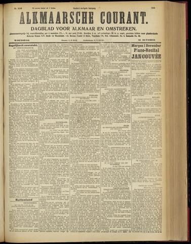 Alkmaarsche Courant 1928-10-31