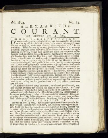 Alkmaarsche Courant 1804-06-04