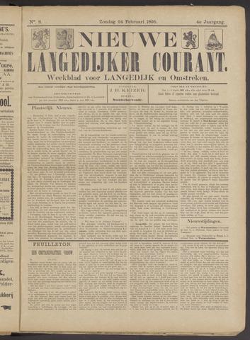 Nieuwe Langedijker Courant 1895-02-24