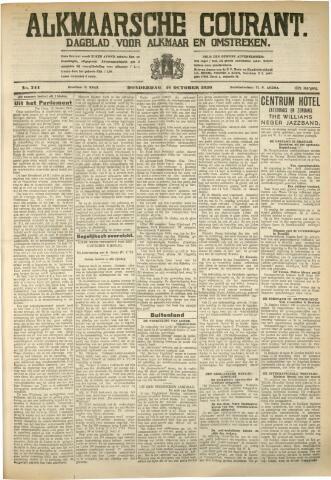 Alkmaarsche Courant 1930-10-16