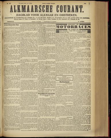 Alkmaarsche Courant 1928-04-06