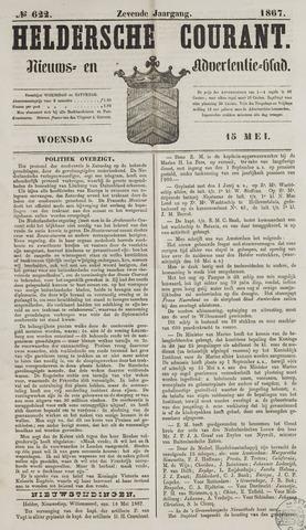 Heldersche Courant 1867-05-15