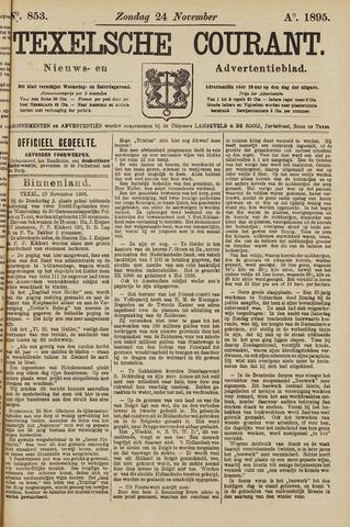 Texelsche Courant 1895-11-24