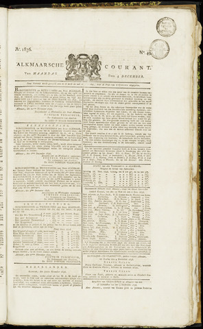 Alkmaarsche Courant 1836-12-05