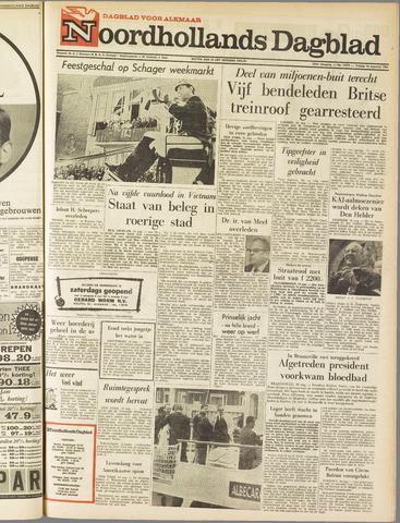 Noordhollands Dagblad : dagblad voor Alkmaar en omgeving 1963-08-16