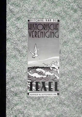 Uitgave Historische Vereniging Texel 1996-09-01