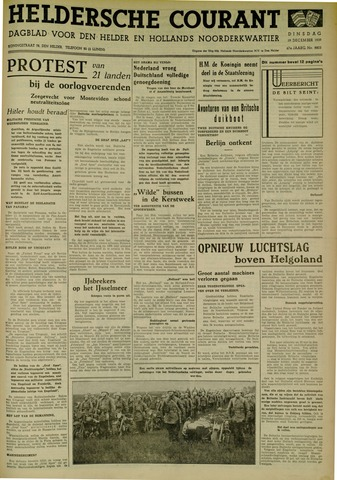 Heldersche Courant 1939-12-19