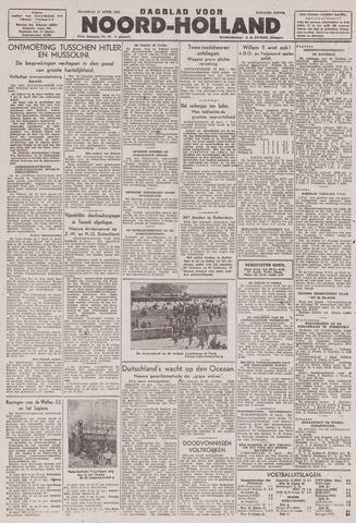 Dagblad Noord-Holland, Schager editie 1943-04-12