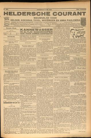 Heldersche Courant 1928-05-31