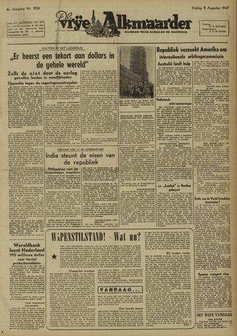 De Vrije Alkmaarder 1947-08-08