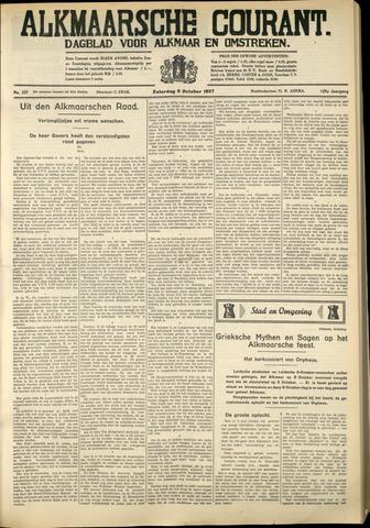 Alkmaarsche Courant 1937-10-09