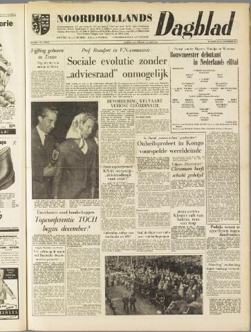 Noordhollands Dagblad : dagblad voor Alkmaar en omgeving 1959-10-21