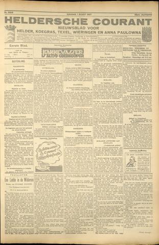 Heldersche Courant 1927-03-01