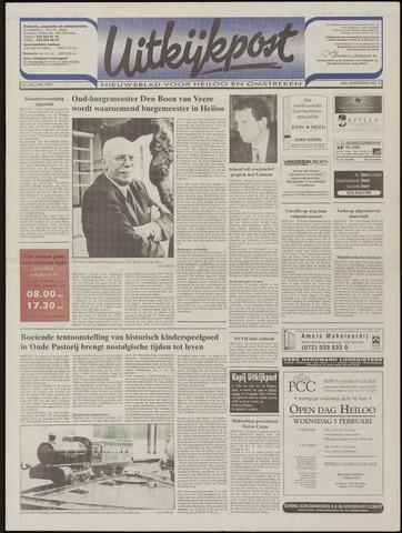 Uitkijkpost : nieuwsblad voor Heiloo e.o. 1997-01-29