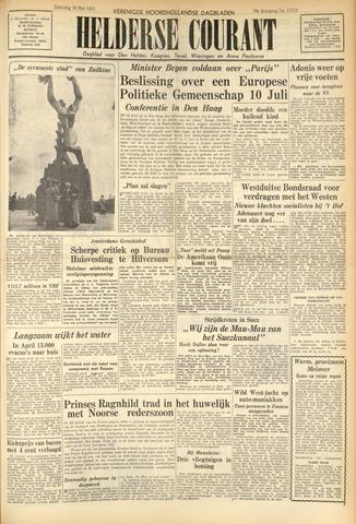 Heldersche Courant 1953-05-16