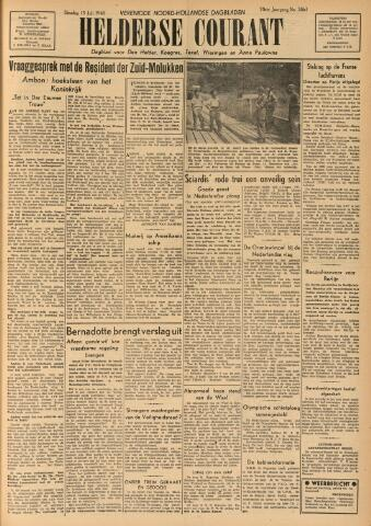 Heldersche Courant 1948-07-13