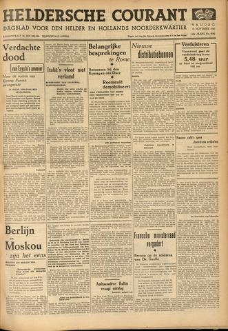 Heldersche Courant 1940-11-15