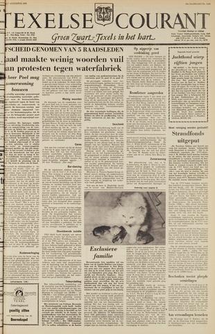 Texelsche Courant 1970-08-07
