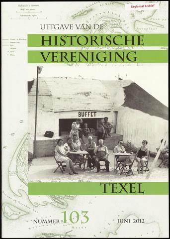 Uitgave Historische Vereniging Texel 2012-06-01