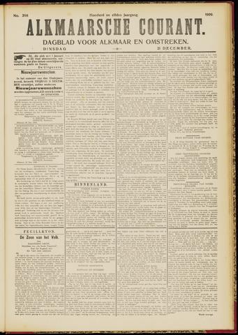 Alkmaarsche Courant 1909-12-21