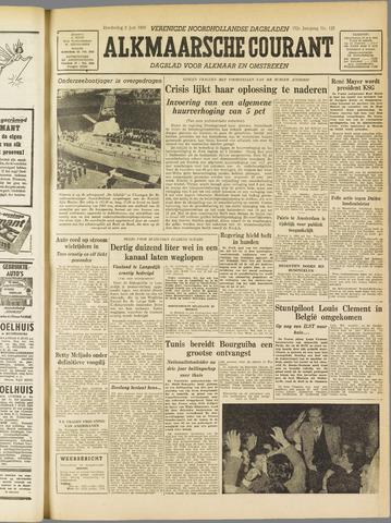 Alkmaarsche Courant 1955-06-02